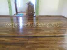Macam-macam model Lantai kayu terpasang
