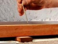 Memasang Decking Kayu 6