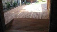 lantai kayu kolam renang