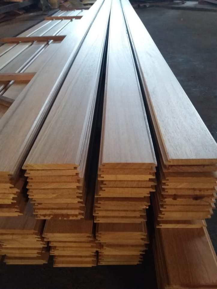 lumbershiring atau plafon ulin kalimantan
