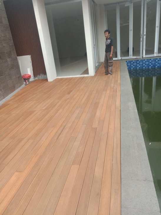 decking kayu terbaru
