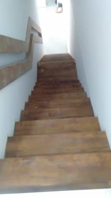 tangga mini flooring